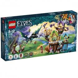 Lego Atak nietoperzy na Drzewo Elvenstar 41196