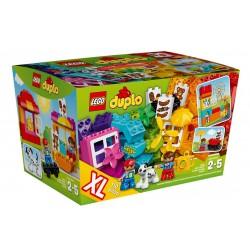 Klocki Lego Duplo Zestaw kreatywnego budowniczego 10820