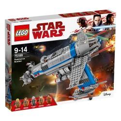 Lego Star Wars Bombowiec Ruchu Oporu 75188