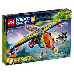 Lego Nexo Knights X-bow Aarona 72005