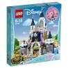 Lego Disney Wymarzony zamek Kopciuszka 41154