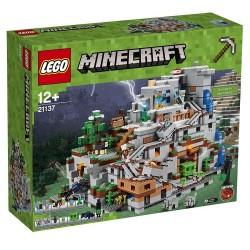 Lego Minecraft Górska jaskinia 21137