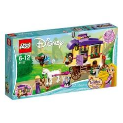 Lego Karawana podróżna Roszpunki 41157