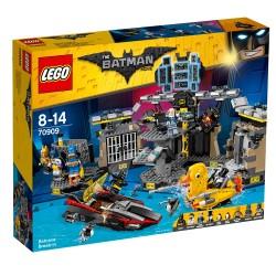 Klocki Lego Batman Włamanie do Jaskini Batmana 70909