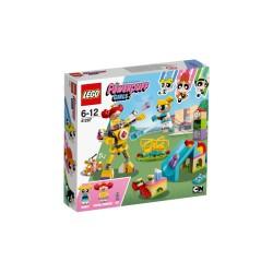 Lego The Powerpuff Girls™ Pojedynek Bajki na placu zabaw 41287