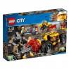 Lego City Ciężkie wiertło górnicze 60186
