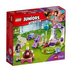 Lego Juniors Przyjęcie dla zwierzaków Emmy 10748