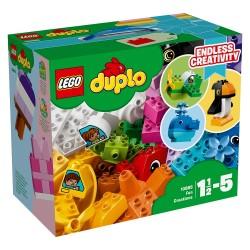 Lego Duplo Wyjątkowe budowle 10865