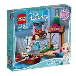 Lego Disney Przygoda Elsy na targu 41155