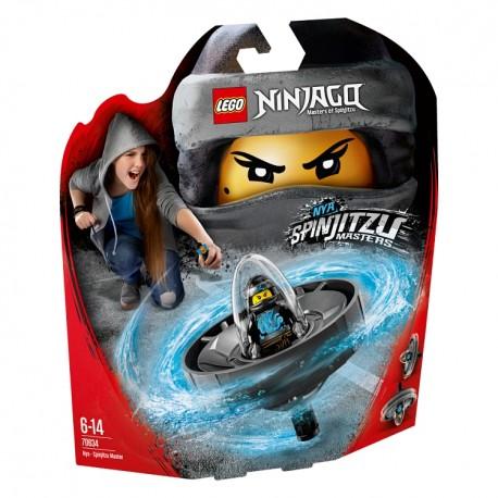 Lego Ninjago Nya — mistrzyni Spinjitzu 70634