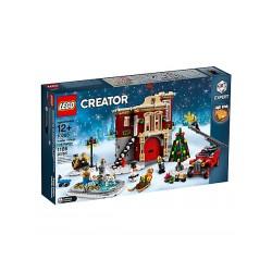 Lego Creator Remiza strażacka w zimowej wiosce 10263