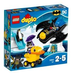 Lego Duplo Przygoda z Batwing 10823