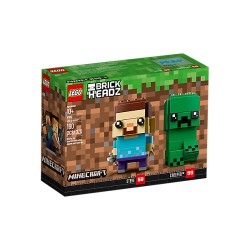 Lego BrickHeadz Steve i Creeper™ 41612