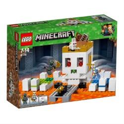 Lego Minecraft Czaszkowa arena 21145