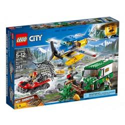 Lego City Napad nad górską rzeką 60175