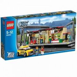 Lego City Dworzec kolejowy 60050