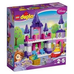 Lego Duplo Jej Wysokość Zosia, Królewski zamek 10595