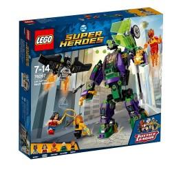 Lego Super heroes Starcie z mechem Lexa Luthora 76097