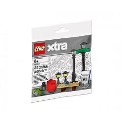 Lego Xtra Latarnie uliczne 40312