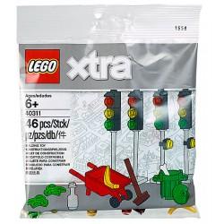 Lego Xtra Światła uliczne 40312