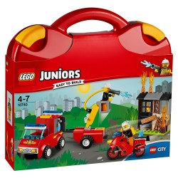 Lego Juniors Patrol strażacki 10740