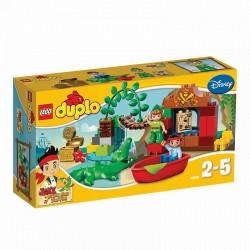 Lego Duplo Odwiedziny Piotrusia Pana 10526