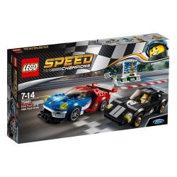Lego Speed Champions Ford GT z roku 2016 i Ford GT40 z roku 1966, 75881
