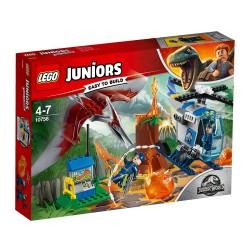Lego Juniors Jurassic World Ucieczka przed pteranodonem 10756