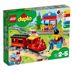Lego Duplo Pociąg parowy 10874
