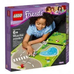 Lego Friends Plansza Miasta Heartlake 2017, 853671