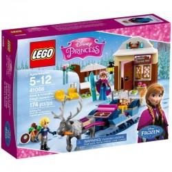 Lego Disney Kraina Lodu, Saneczkowa Przygoda 41066