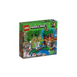 Lego Minecraft Atak szkieletów 21146