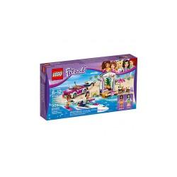Lego Friends Transporter motorówek Andrei 41316
