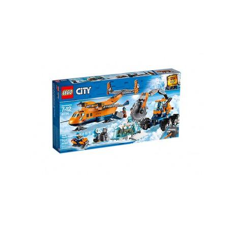 Lego City Arktyczny Samolot Dostawczy 60196 Zabafffki
