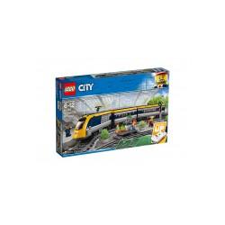 Lego City Pociąg pasażerski 60197