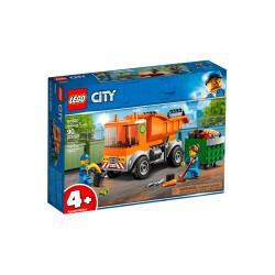 Klocki Lego City Śmieciarka 60220