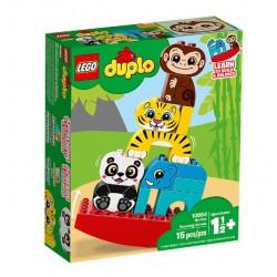 Lego Duplo Moje pierwsze zwierzątka na równoważni 10884