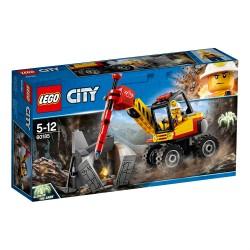 Lego City Kruszarka górnicza 60185