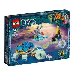 Lego Elves Naida i zasadzka na żółwia wody 41191