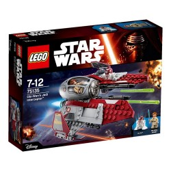 Lego Star Wars Jedi Interceptor™ Obi-Wana 75135