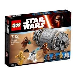 Lego Star Wars Kapsuła ratunkowa Droida™ 75136