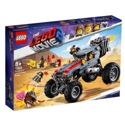 Lego Movie 2 Łazik Emmeta i Lucy 70829