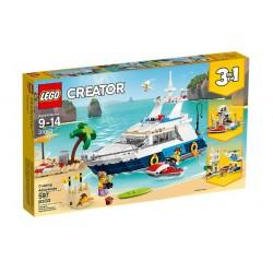 Lego Creator Przygody w podróży 31083