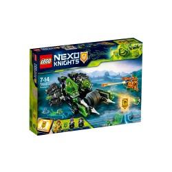 Lego Nexo Knights Podwójny infektor 72002