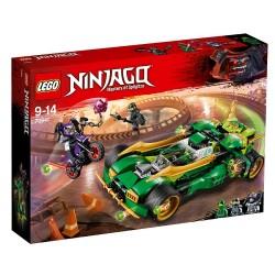 Lego Ninjago Nocna Zjawa ninja 70641