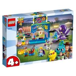Lego Toy Story 4 Karnawałowe szaleństwo Chudego i Buzza 10770