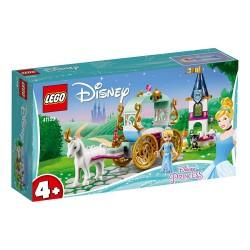 Lego Disney Przejażdżka karetą Kopciuszka 41159