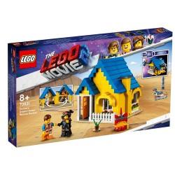 Lego Movie 2 Dom Emmeta/Rakieta ratunkowa 70831