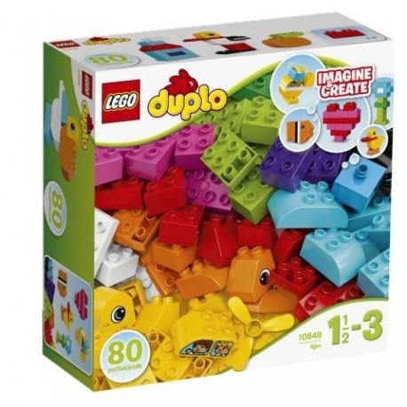 LEGO Duplo Moje pierwsze klocki 10848