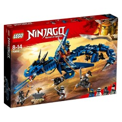 Lego Ninjago Zwiastun burzy 70652